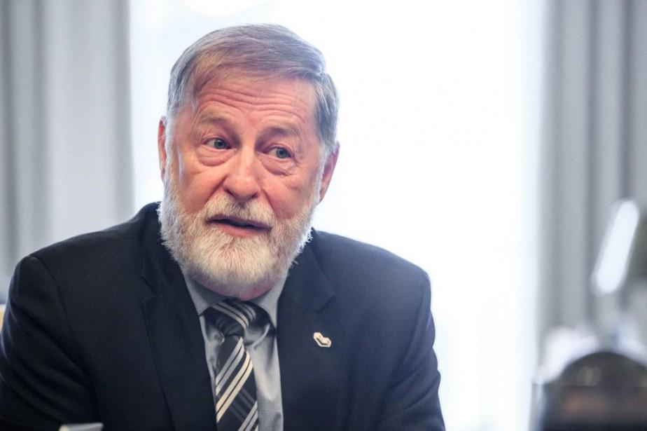Le maire de Laval, Marc Demers... (PHOTO HUGO-SÉBASTIEN AUBERT, ARCHIVES LA PRESSE)