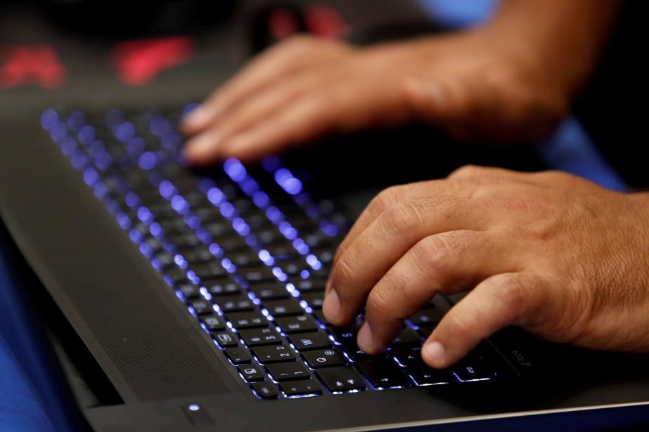 La campagne des pirates informatiques a permis d'effacer... (PHOTO STEVE MARCUS, ARCHIVES REUTERS)