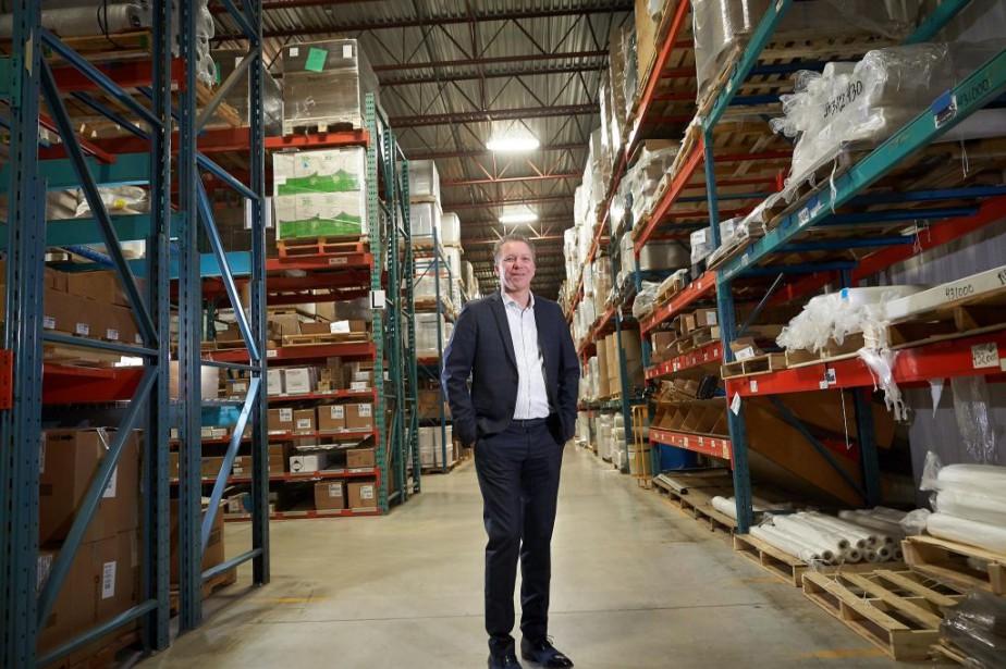 David Cartier, président de Cartier, travaille depuis 30ans... (PHOTO ANDRÉ PICHETTE, LA PRESSE)