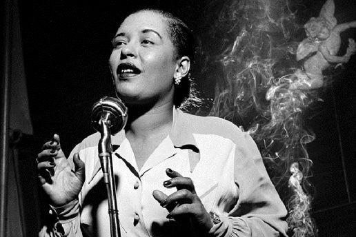 Billie Holiday était une interprète de renommée mondiale... (ARCHIVES)