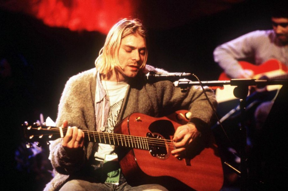 Le livre Serving the Servant: Remembering Kurt Cobain sera lancé... (PHOTO FRANK MICELOTTA, ARCHIVES THE NEW YORK TIMES)
