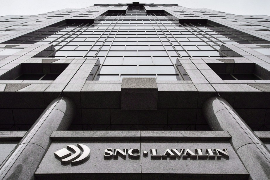 SNC-Lavalin contestait la décision du Service des poursuites... (PHOTO PAUL CHIASSON, ARCHIVES LA PRESSE CANADIENNE)