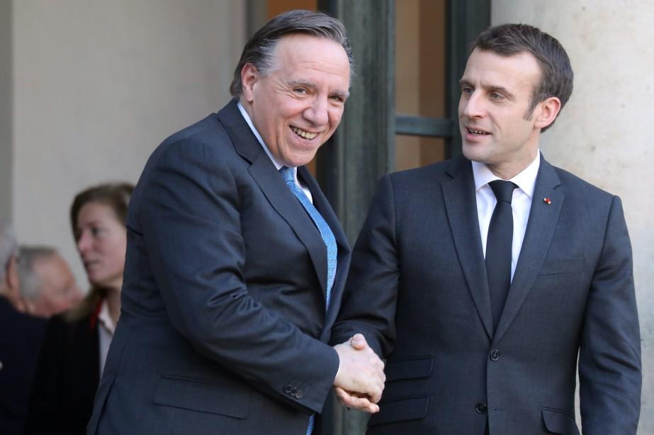 Les deux missions du premier ministre François... (PHOTO LUDOVIC MARIN, AFP)