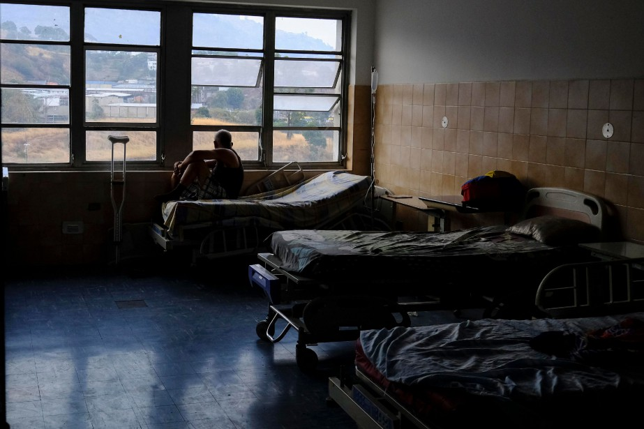 Quinze patients souffrant de maladies rénales... (PHOTO MATIAS DELACROIX, AFP)