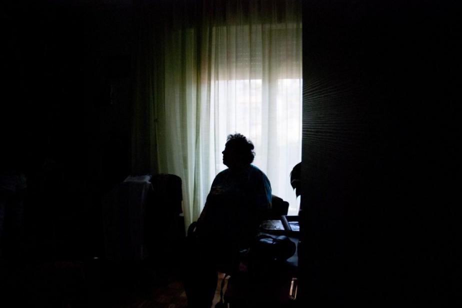 La solitude est devenue le mal de notre... (PHOTO AFP)