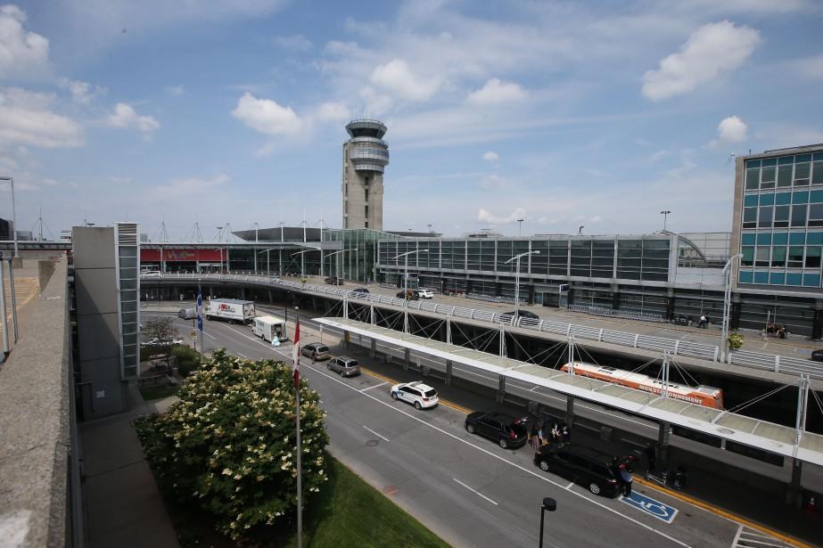 L'aéroport Montréal-Trudeau.... (PHOTO MARTIN CHAMBERLAND, ARCHIVES LA PRESSE)