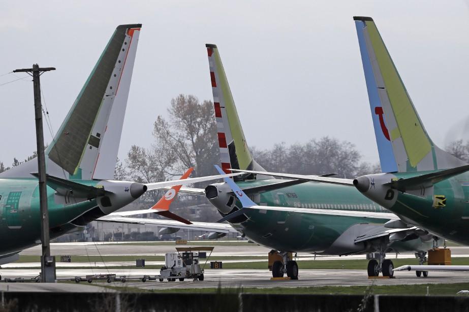 Les États-Unis vont obliger Boeing à... (PHOTO TED S. WARREN,  ASSOCIATED PRESS)