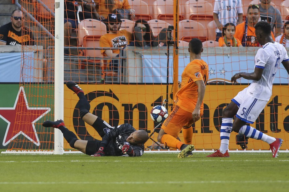 L'Impact a subi une défaite crève-coeur de 2-1... (PHOTO TROY TAORMINA, USA TODAY SPORTS)