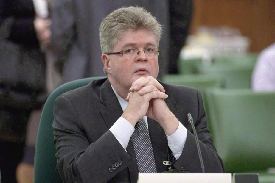 Le commissaire aux conflits d'intérêts et à l'éthique,... (PHOTO ADRIAN WYLD, ARCHIVES LA PRESSE CANADIENNE)
