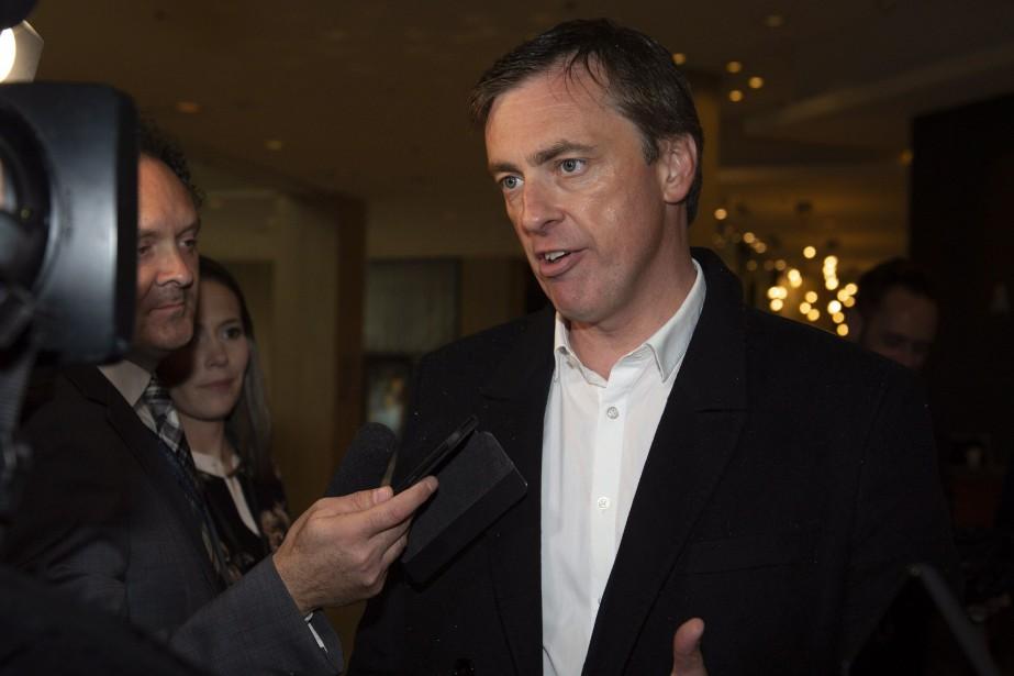 Le porte-parole libéral en matière d'accès à l'information,... (PHOTO JACQUES BOISSINOT, ARCHIVES LA PRESSE CANADIENNE)