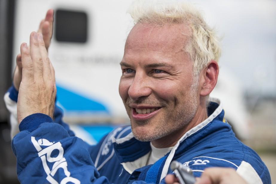 Jacques Villeneuve... (PHOTO HUGO-SEBASTIEN AUBERT, LA PRESSE)