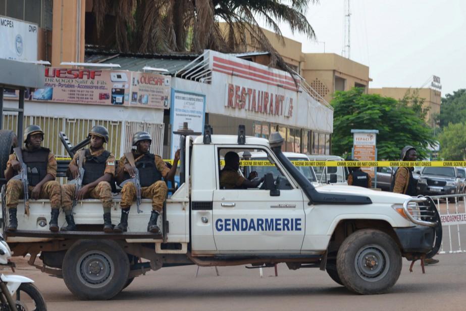 Le bilan des attaques djihadistes au Burkina Faso... (PHOTO STRINGER, REUTERS)