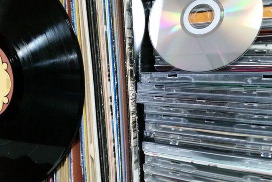 Radio-Canada veut écouler quelque 165000disques de sa collection.... (PHOTO FOURNIE PAR LA SOCIÉTÉ RADIO-CANADA)