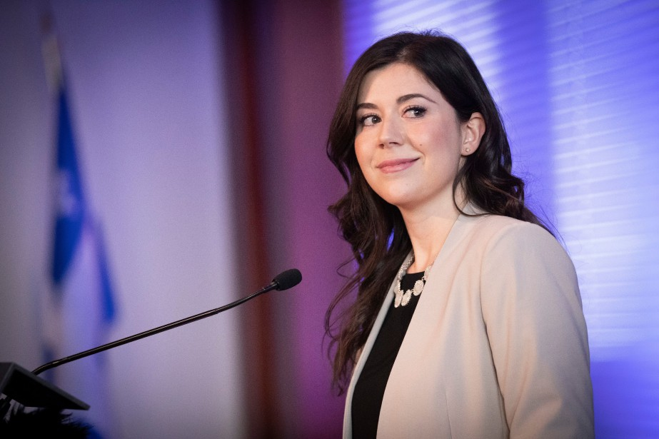 La députée de Marie-Victorin, Catherine Fournier... (PHOTO  PATRICK SANFAÇON, LA PRESSE)