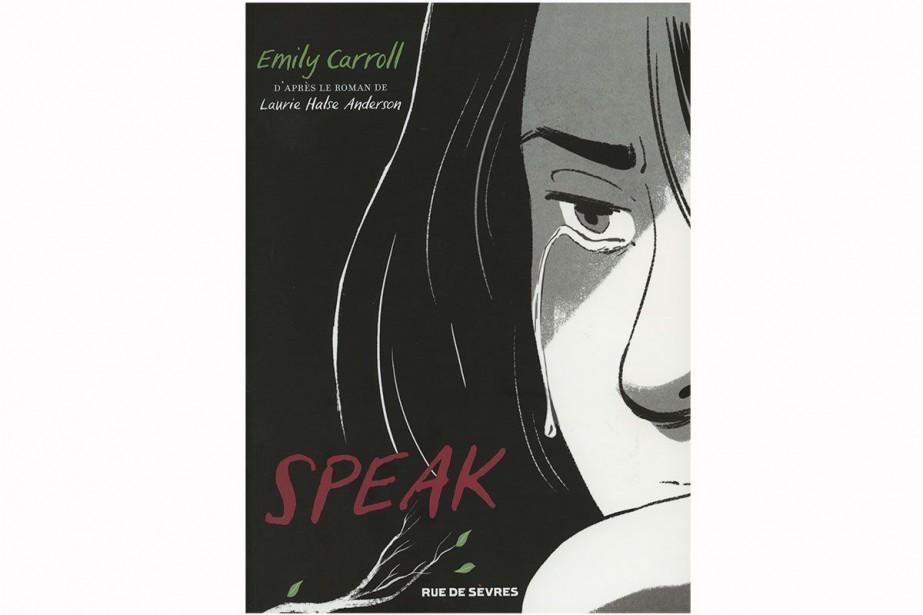 Speak, d'Emily Carroll... (IMAGE FOURNIE PAR LES ÉDITIONS RUE DE SÈVRES)