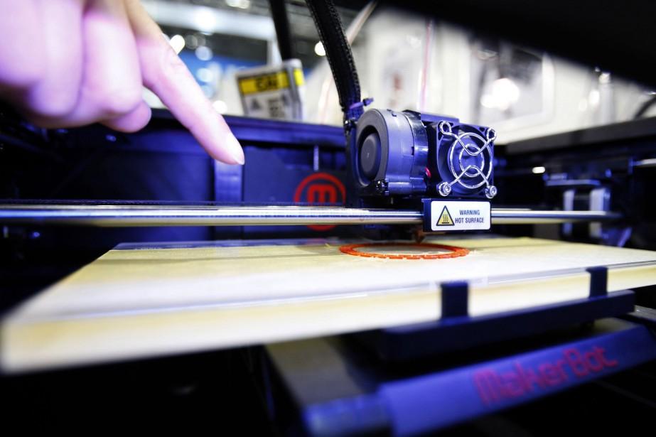 «La 3D nous permet de faire des choses... (PHOTO YUYA SHINO, ARCHIVES REUTERS)