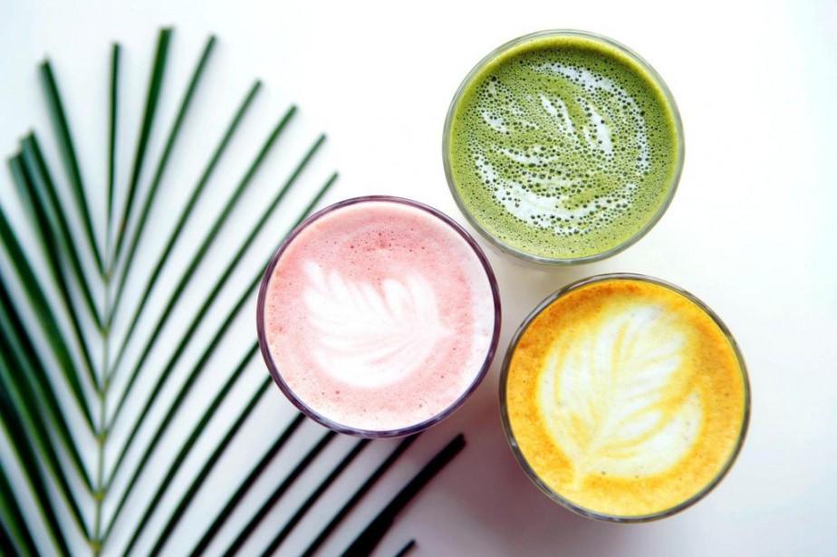 Vous avez peut-être remarqué l'apparition de lattés roses,... (PHOTO ALAIN ROBERGE, LA PRESSE)