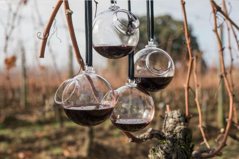 Renversant. Quand art et design s'emparent du verre... (PHOTO TIRÉE DU SITE WEB DE LA CITÉ DU VIN DE BORDEAUX)