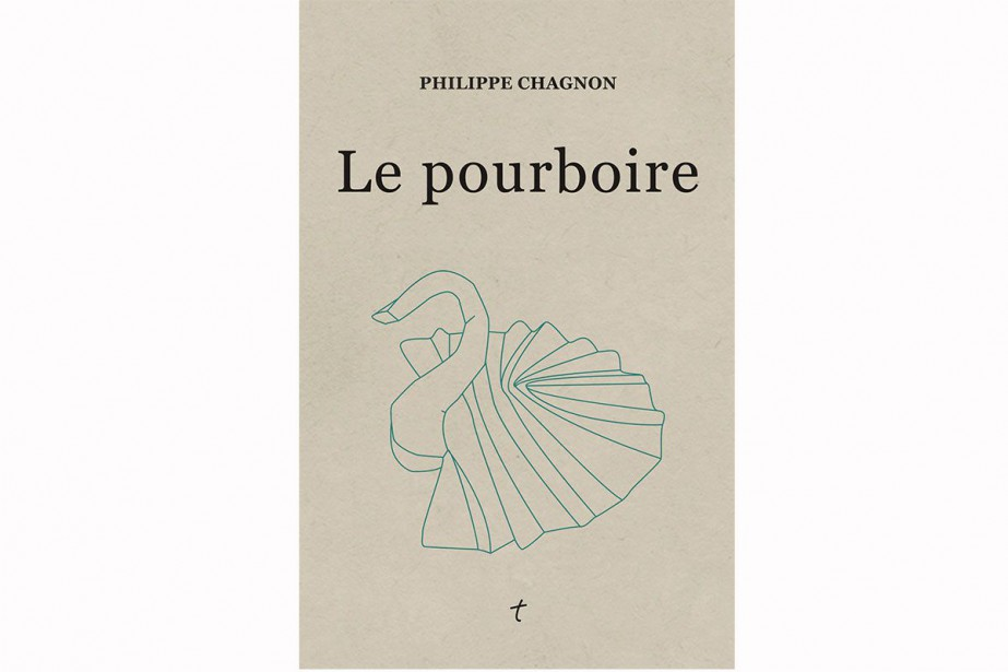 Le pourboire, de Philippe Chagnon... (PHOTO FOURNIE PAR L'ÉDITEUR)
