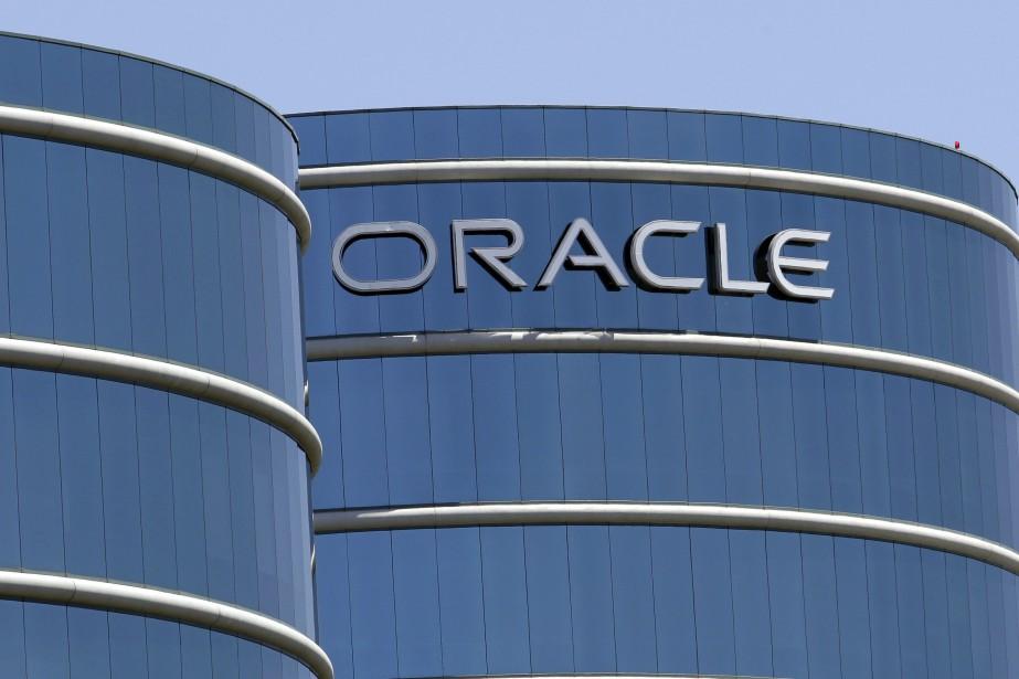 Oracle, le groupe informatique... (PHOTO PAUL SAKUMA, ARCHIVES ASSOCIATED PRESS)