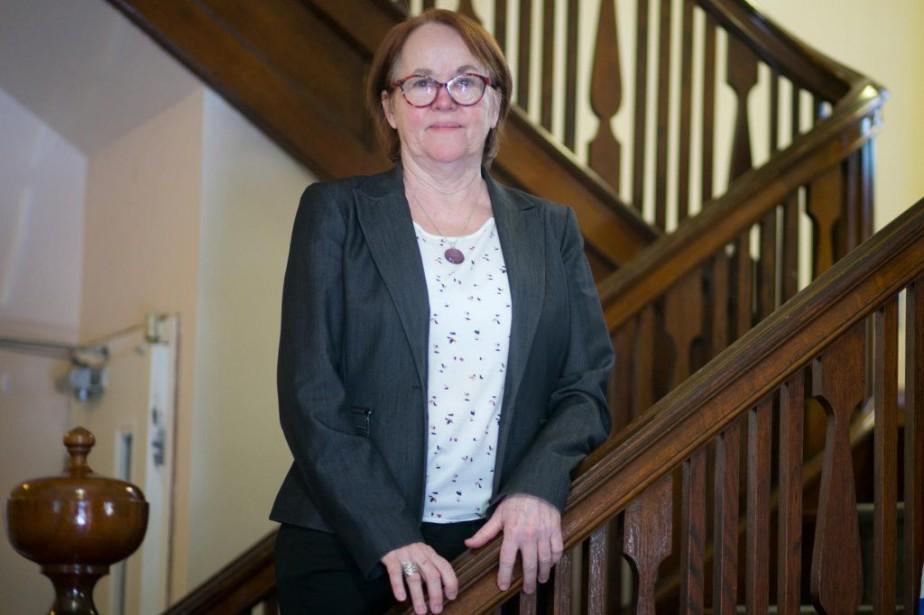 RuthGagnon, directrice générale de la Société Elizabeth Fry... (PHOTO FRANÇOIS ROY, LA PRESSE)