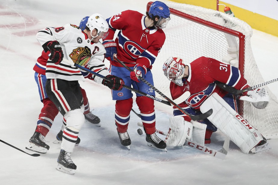 Suivez en direct le match du Canadien contre... (PHOTO ROBERT SKINNER, LA PRESSE)