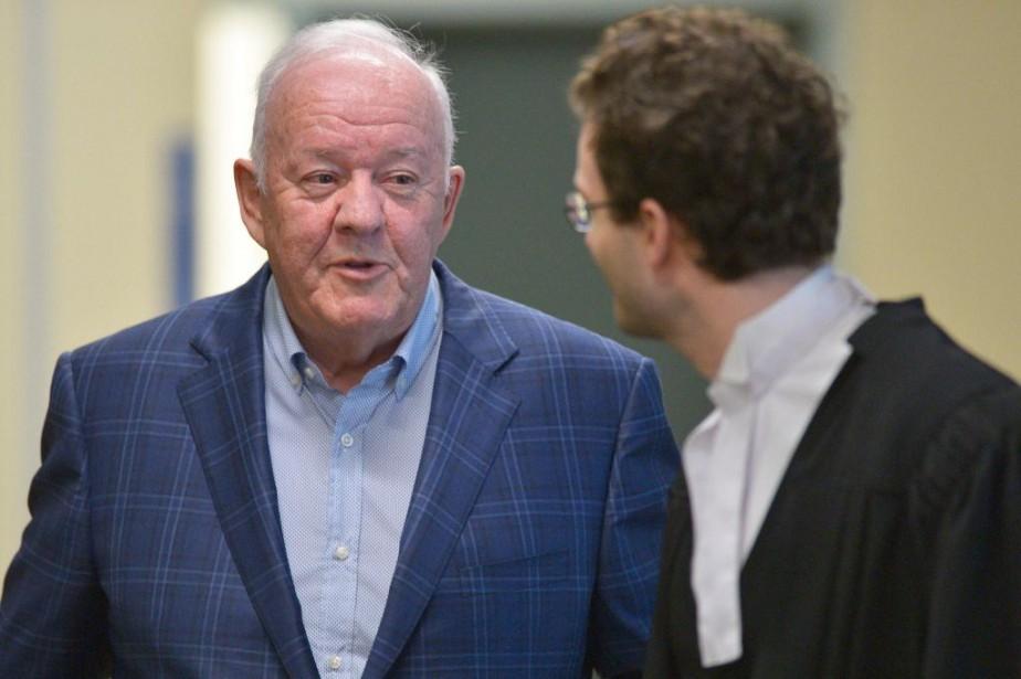 Marc-YvanCôté, ancienvice-président de la firme de génie Roche,... (PHOTO YANDOUBLET, ARCHIVES LESOLEIL)