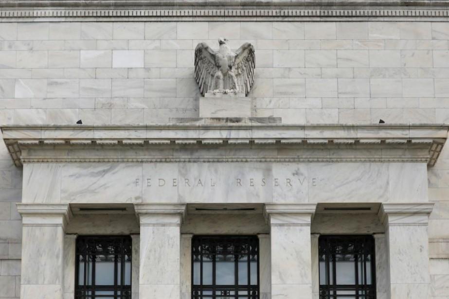 La Réserve fédérale américaine fait le point mercredi... (PHOTOCHRIS WATTIE, ARCHIVES REUTERS)