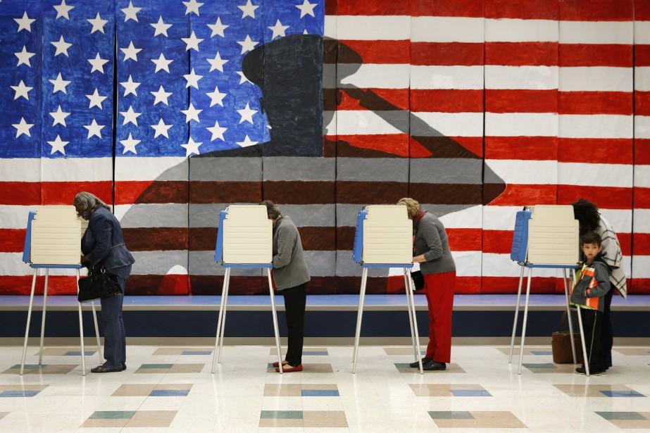 La science du découpage électoral, ou «gerrymandering», est... (PHOTO AP)