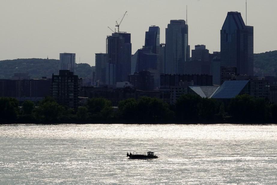 L'Île de Montréal et les rives nord... (PHOTO BERNARD BRAULT, ARCHIVES LA PRESSE)