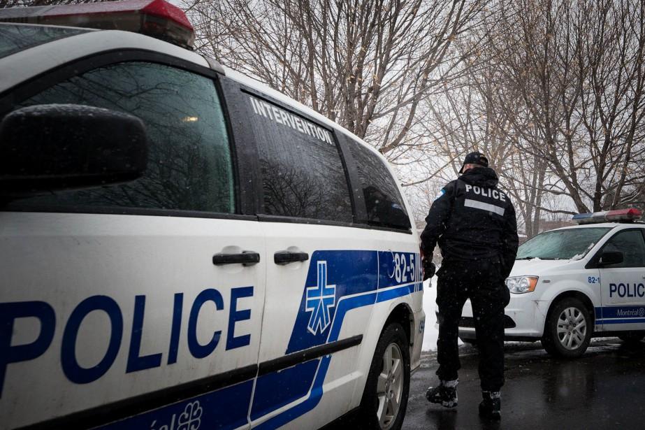 Martin Girard, membre d'un gang appelé les Bronzés arrêté... (ARCHIVES LA PRESSE)