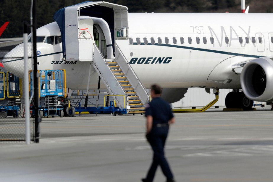 Le patron de Boeing a publié lundi un long message... (PHOTO TED S. WARREN, AP)