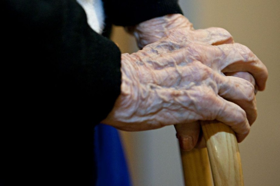 Une Montréalaise de 95ans, survivante de l'Holocauste, dépouillée... (PHOTOFRANÇOISROY, ARCHIVES LA PRESSE)