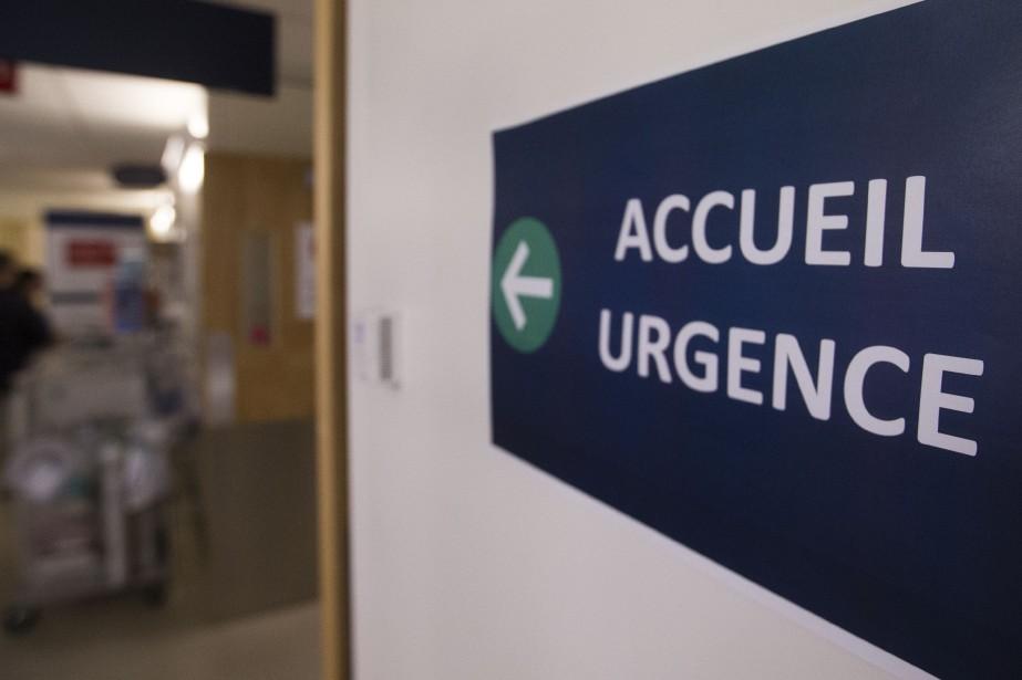 Les hôpitaux des régions de l'île de Montréal,... (PHOTO IVANOH DEMERS, ARCHIVES LA PRESSE)