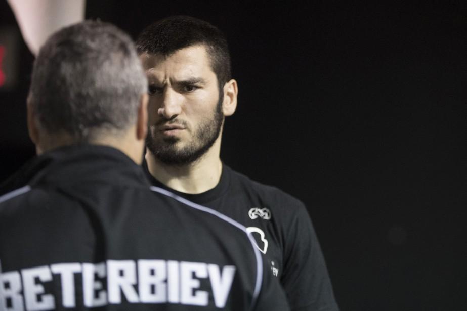 Artur Beterbiev... (PHOTO IVANOH DEMERS, ARCHIVES LA PRESSE)