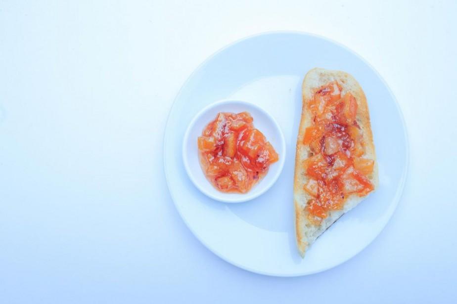 Marmelade aux oranges sanguines... (PHOTO EDOUARD PLANTE-FRÉCHETTE, LA PRESSE)