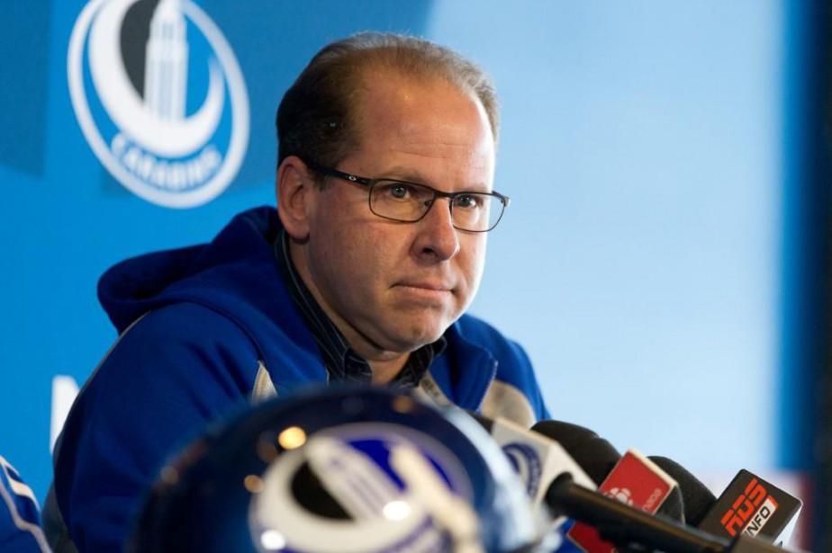 L'entraîneur-chef des Carabins de l'Université de Montréal, Danny... (PHOTO FRANCOIS ROY, ARCHIVES LA PRESSE)
