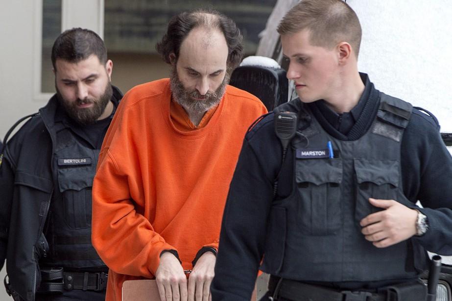 Matthew Raymond, âgé de 48 ans, est accusé... (PHOTO ANDREW VAUGHAN, LA PRESSE CANADIENNE)