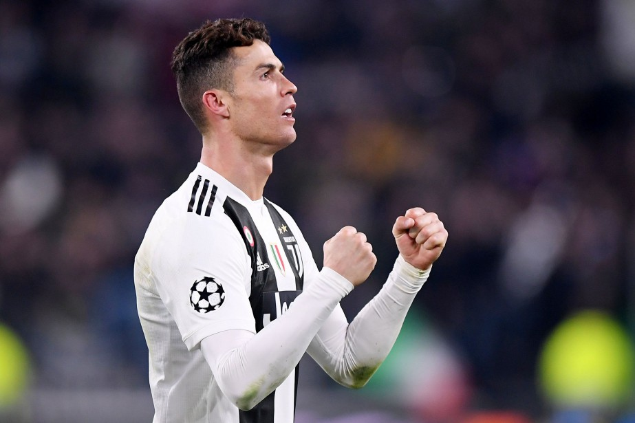 Cristiano Ronaldo... (PHOTO ALBERTO LINGRIA, REUTERS)