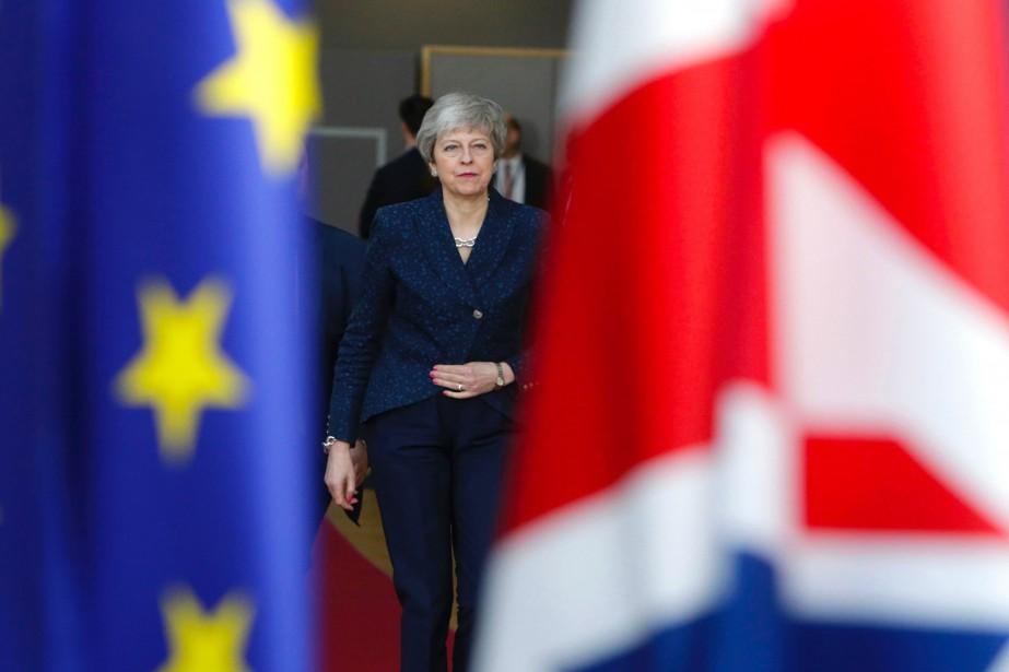 Les dirigeants européens ont proposé... (PHOTO ARIS OIKONOMOU, ARCHIVES AFP)