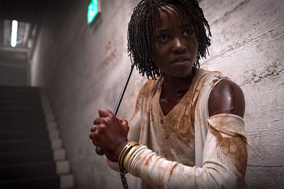 Lupita Nyong'o dans Us... (PHOTO CLAUDETTE BARIUS, FOURNIE PAR UNIVERSAL PICTURES)