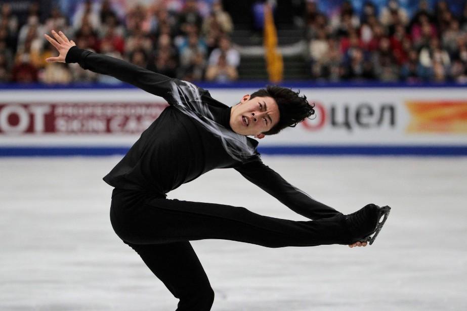 Nathan Chen... (PHOTO ANDY WONG, ASSOCIATED PRESS)