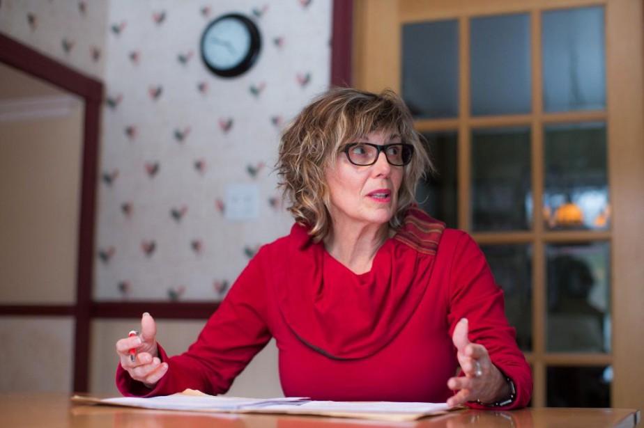 Joanne Morin trouve mal avisée la décision du... (PHOTO OLIVIER PONTBRIAND, LA PRESSE)
