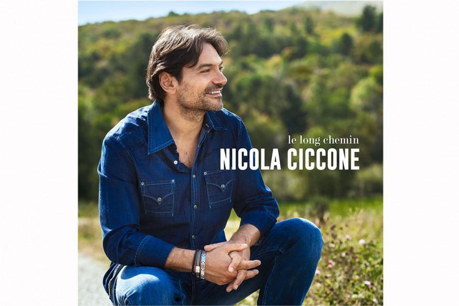 L'album Le long chemin, de Nicola Ciccone... (IMAGE FOURNIE PAR LES ÉDITIONS MATITA)