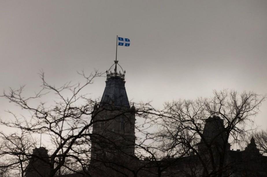 «Le projet de loi sur la laïcité que... (PHOTOIVANOH DEMERS, ARCHIVES LA PRESSE)