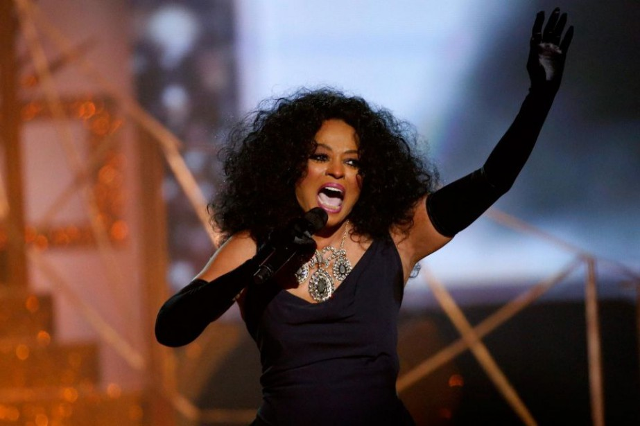 Diana Ross... (PHOTO MARIO ANZUONI, ARCHIVES REUTERS)