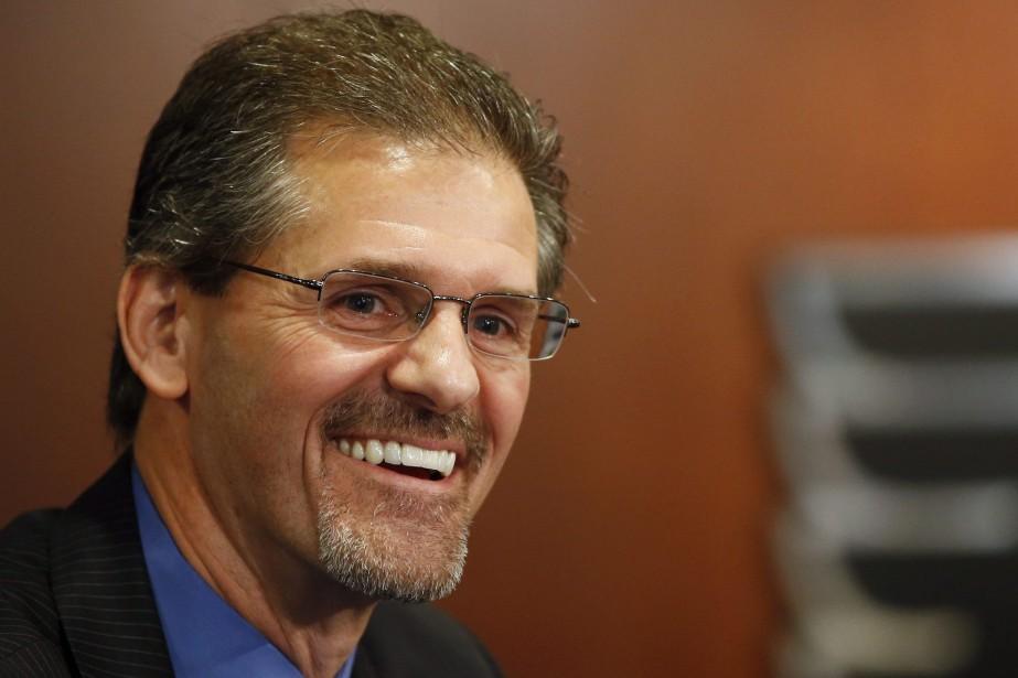 L'ex-directeur général des Flyers de Philadelphie, Ron Hextall.... (PHOTO MATT SLOCUM, ARCHIVES ASSOCIATED PRESS)