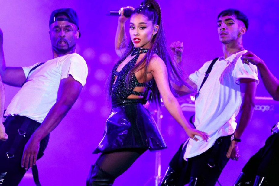Ariana Grande sera en spectacle au Centre Bell... (PHOTO CHRIS PIZZELLO, ARCHIVES ASSOCIATED PRESS)