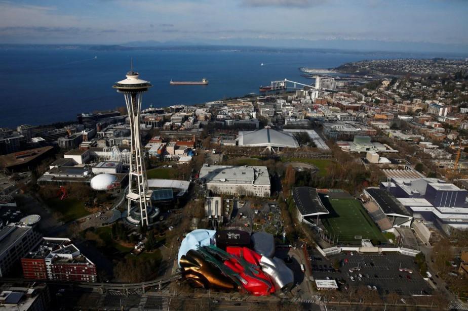 Seattle, Washington... (PHOTOLINDSEY WASSON, REUTERS)