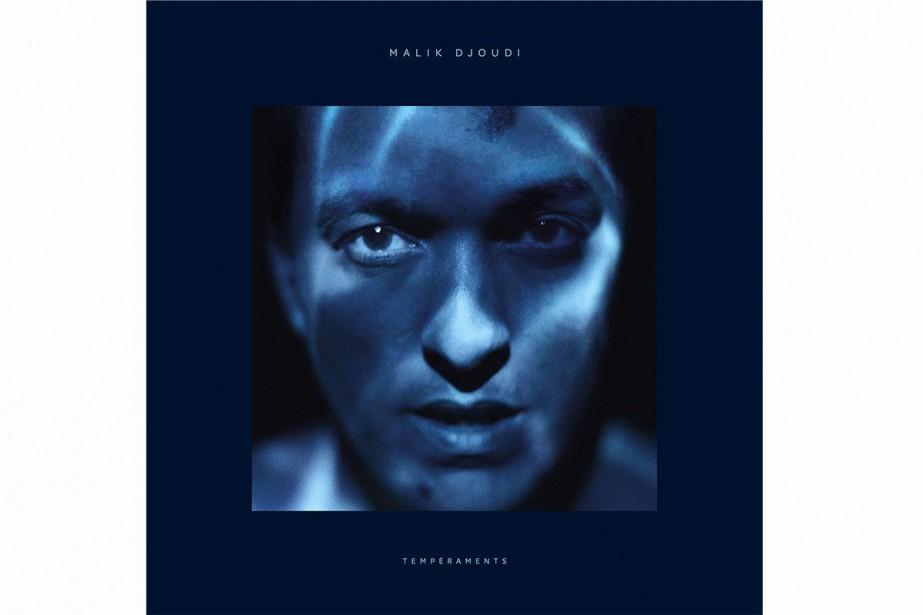 L'album Tempéraments, deMalik Djoudi... (IMAGE FOURNIE PARCINQ7/LISBON LUX RECORDS)